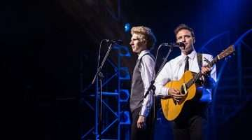 The Simon & Garfunkel Story, Vaudeville Theatre