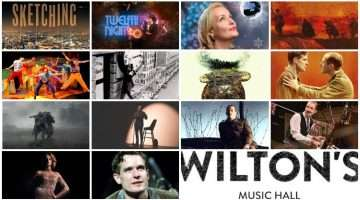 2018 Autumn Season, Wilton's Music Hall
