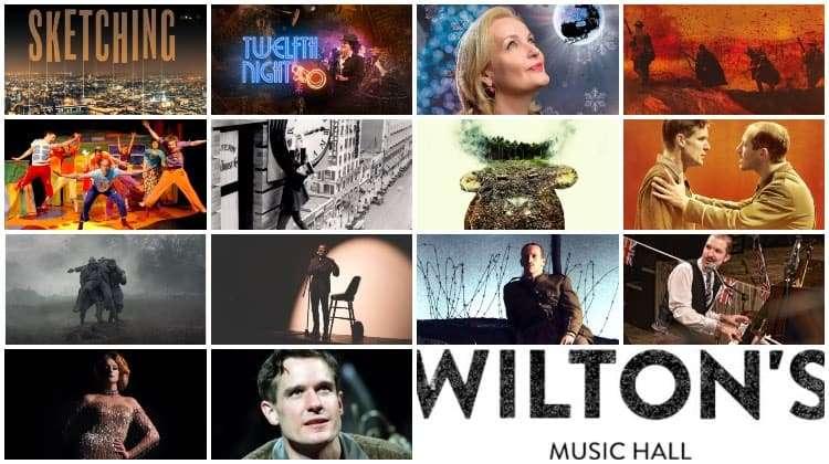 2018 Autumn Season, Wilton's Music Hall