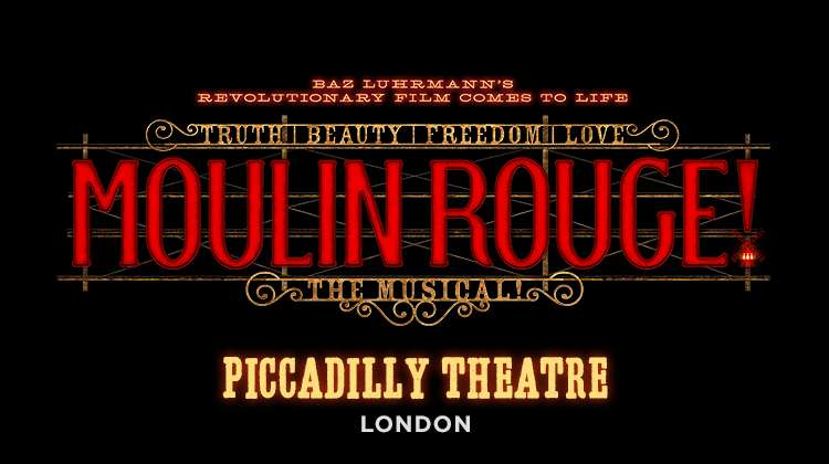 Moulin Rouge! The Musical, London Theatre Show