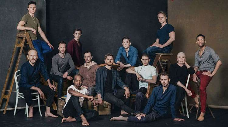 The Inheritance cast, Noel Coward Theatre