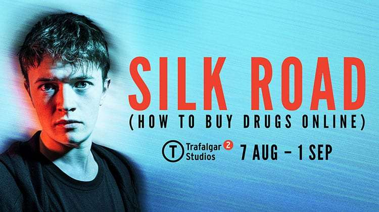 silk road at trafalgar studio 2