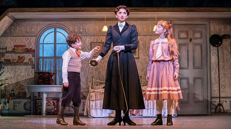| 'Mary Poppins' lands at the Prince Edward Theatre:photos