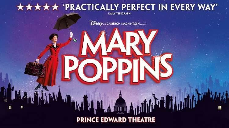 Mary Poppins The Musical London