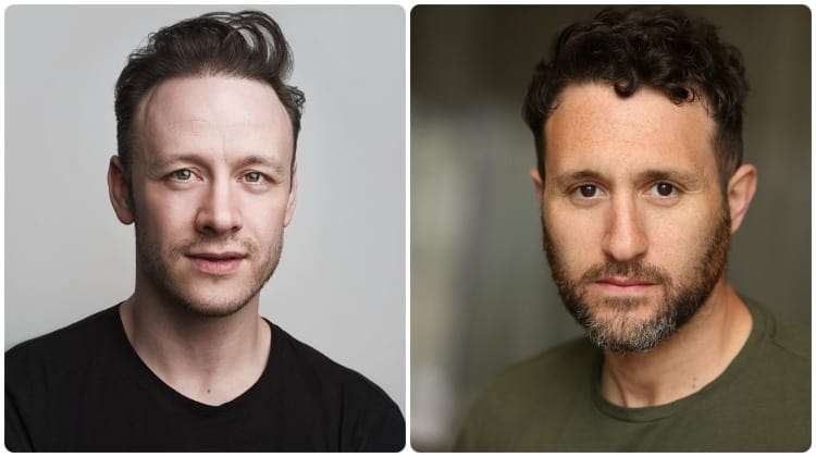 Kevin Clifton and Antony Costa