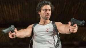Aidan Turner in The Lieutenant of Inishmore