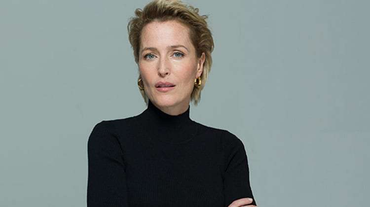 Gillian Anderson for All About Eve, London