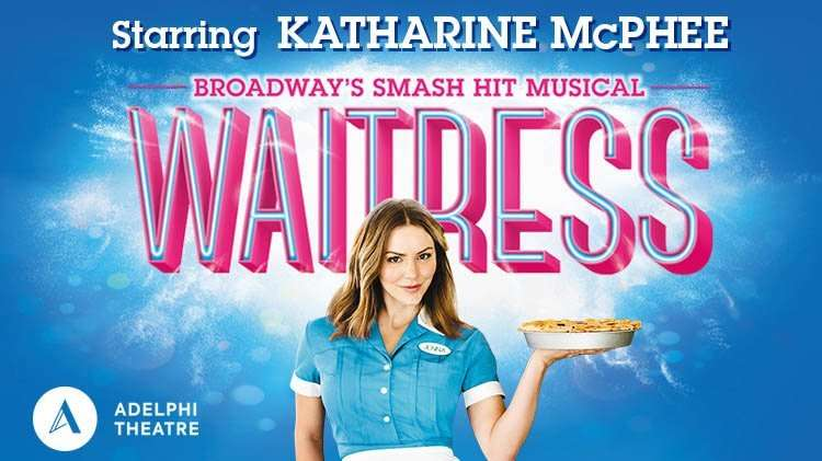 Image result for the waitress the musical london- whats it about?
