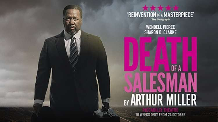 Death Of A Salesman, Piccadilly Theatre