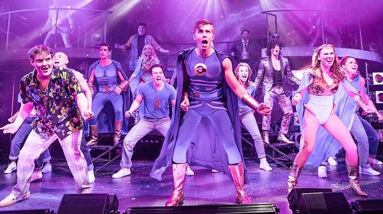 Rob Houchen in Eugenius!