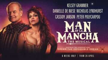 Man of La Mancha, London Coliseum