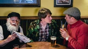 The cast of Only Fools – The (Cushty) Dining Experience