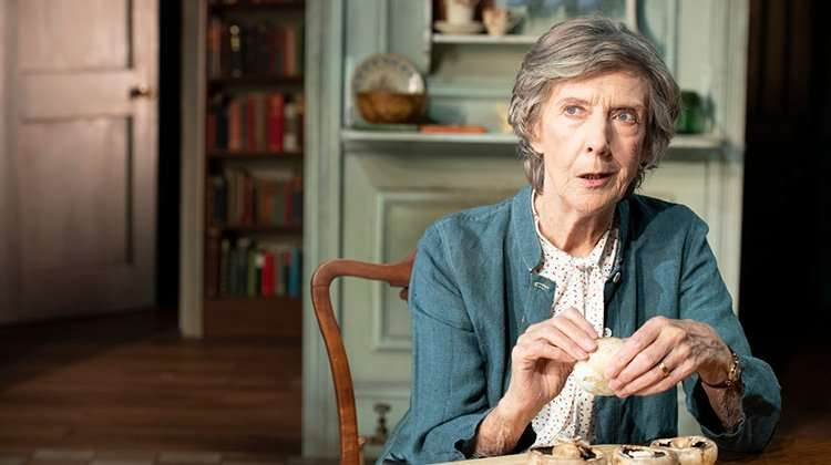 The Height of the Storm - Eileen Atkins (c) Richard Hubert Smith | The Height of the Storm – Review Round-Up