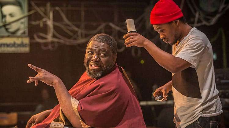Inua Ellams' Barber Shop Chronicles to tour UK in 2019London theatre