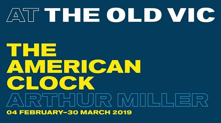 The American Clock, Old Vic Theatre