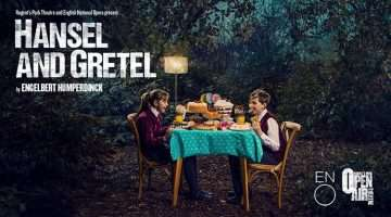 Hansel and Gretel, Open Air Theatre