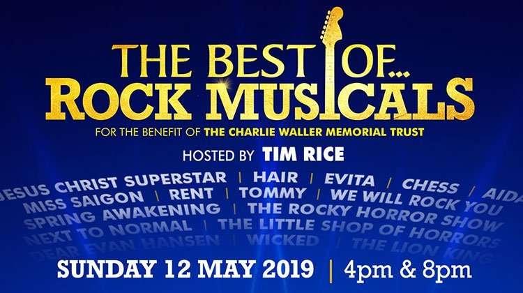 The Best of… Rock Musicals Tickets | Eventim Apollo Theatre