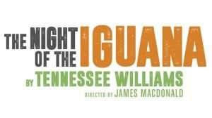 The Night of the Iguana - Clive Owen