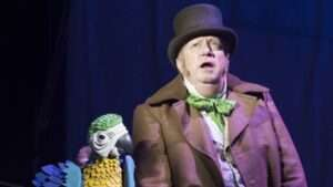 Mark Williams in Doctor Dolittle