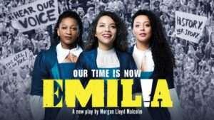 Emilia, Vaudeville Theatre
