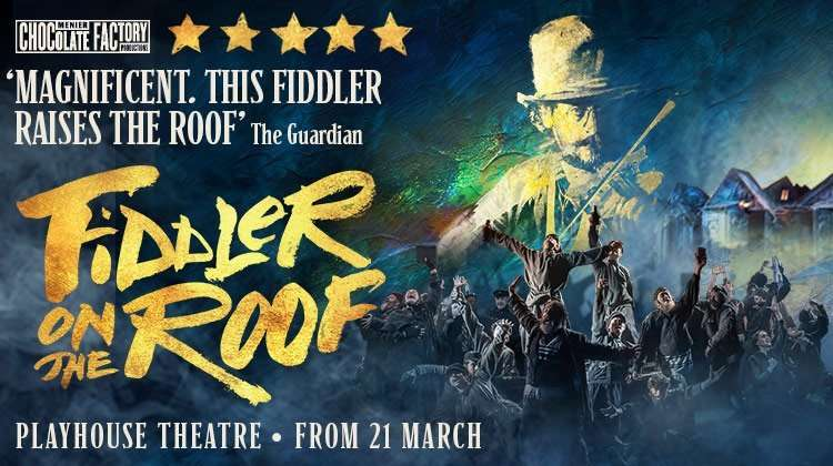 fiddler on the roof chocolate factory