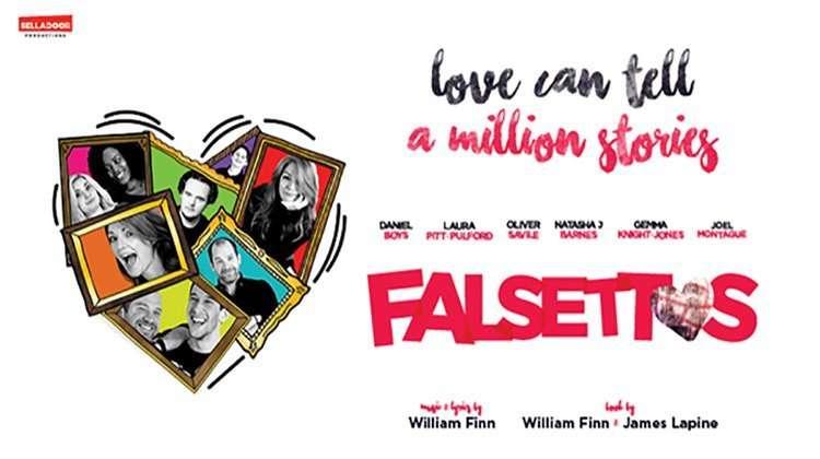 Falsettos, London