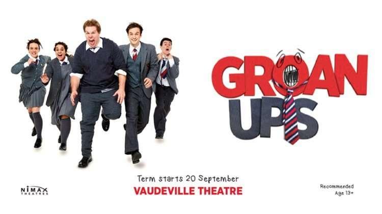 Groan Ups, Mischief Theatre