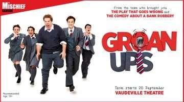 Groan Ups, VaudevilleTheatre