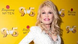 Dolly Parton at 9 to 5 The Musical - Gala Performance