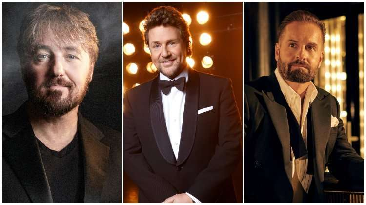 John Owen Jones, Michael Ball & Alfie Boe