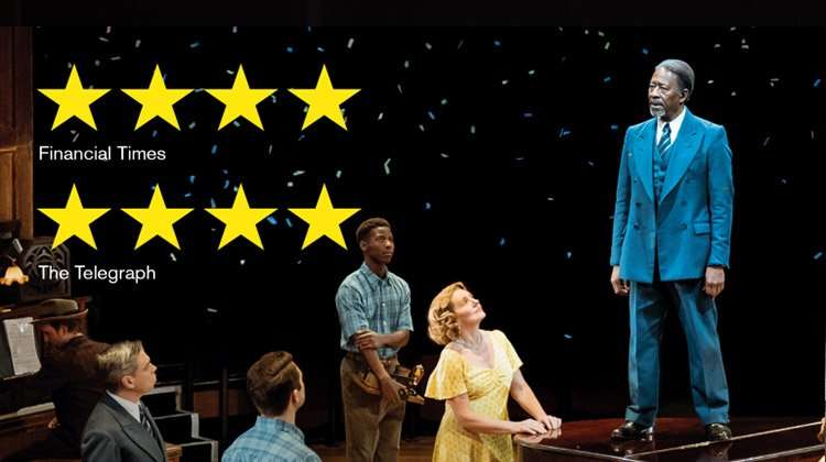 The American Clock, Old Vic