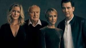 Anna Gunn, Julian Glover, Lia Williams & Clive Owen