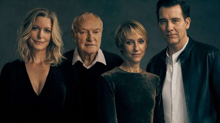 Anna Gunn, Julian Glover, Lia Williams & Clive Owen