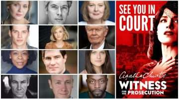 Witness for the Prosecution - cast 2019