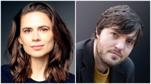 Hayley Atwell & Tom Burke