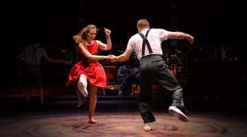 Swing Out! A Night Of Live Swing Music And Dancing
