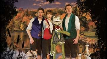 underbelly Festival - The Wind In The Willows