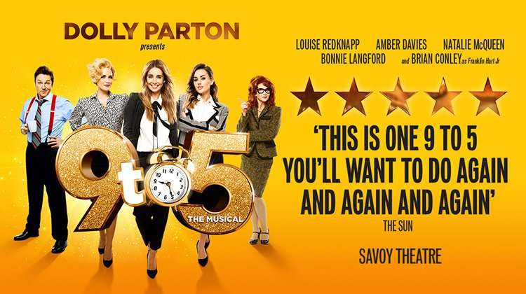9 to 5 The Musical, Savoy Theatre