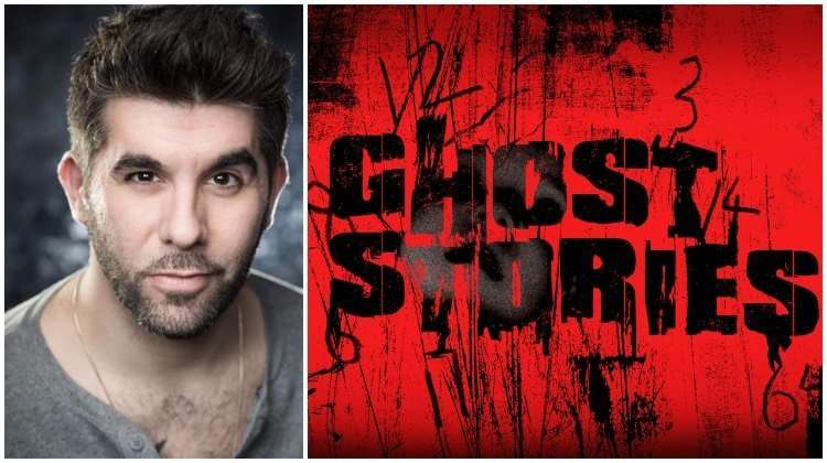 Simon Lipkin in Ghost Stories