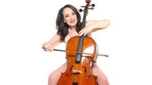 Lesley Joseph in CALENDAR GIRLS THE MUSICAL