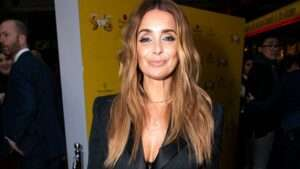 Louise Redknapp at 9 to 5 The Musical - Gala Performance