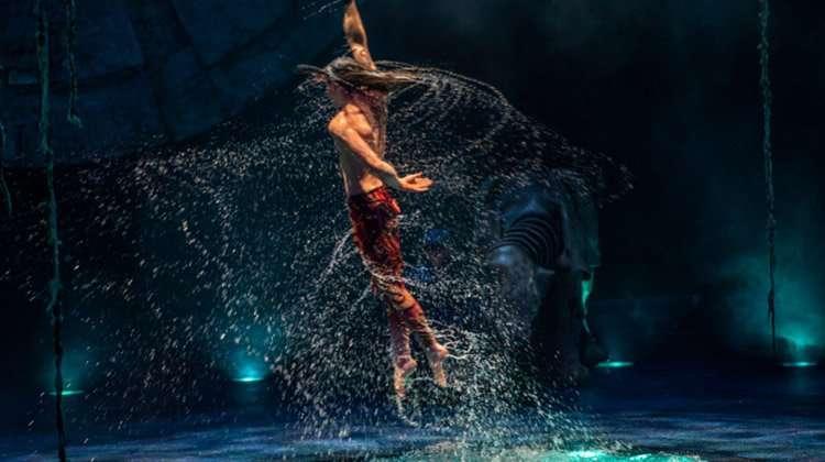 | Cirque Du Soleil – LUZIA