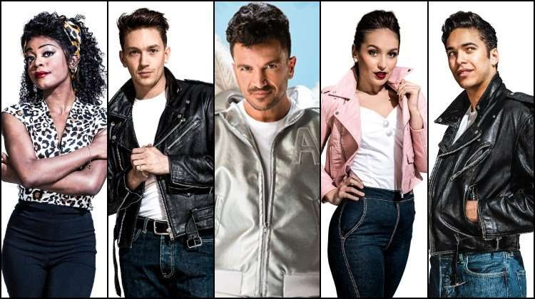 89f1c795d31da GREASE UK Tour   casting announced for new productionLondon theatre ...