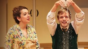 London production of Toast