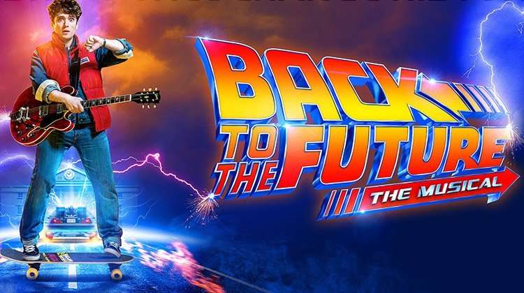 Back To The Future The Musical, London