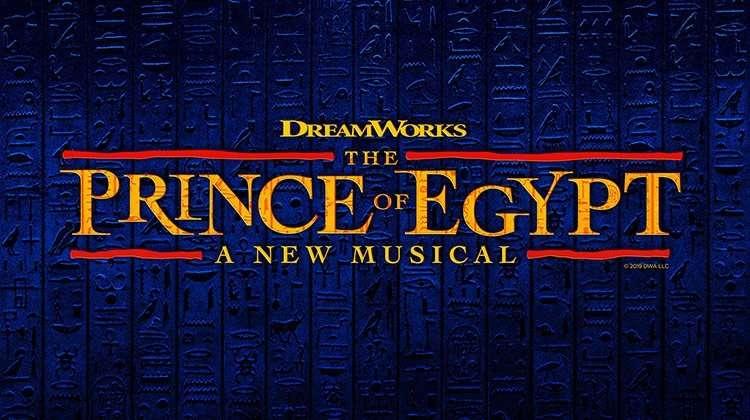 The Prince of Egypt, Dominion Theatre, London