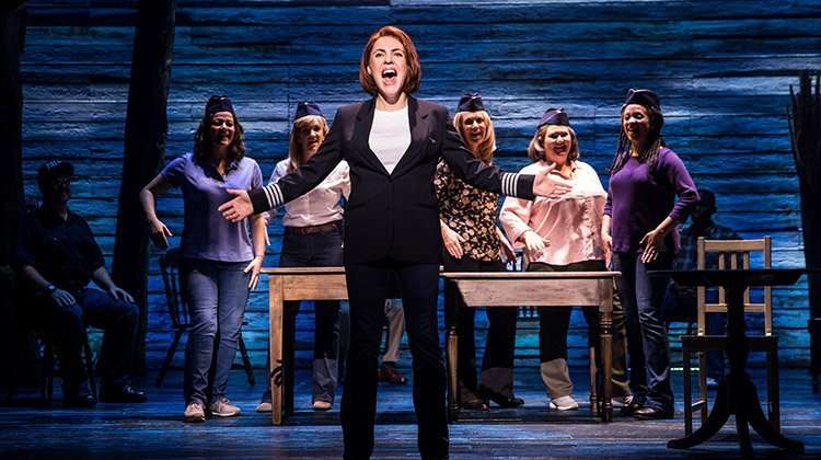 | Come From Away at the Phoenix Theatre