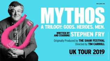 Mythos, London Palladium