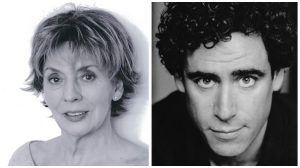 Sue Johnston & Stephen Mangan