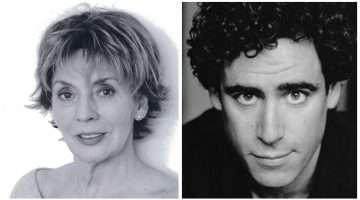 Sue Johnston & Stephen Mangan